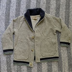 Peek Toddler Sweatshirt Cardigan